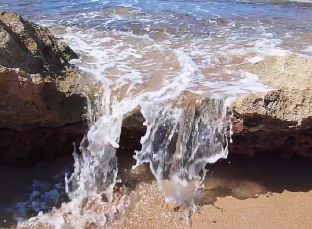 Wave Waterfall from greeley wells on Vimeo